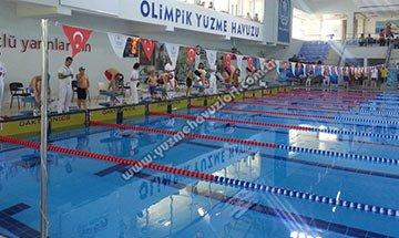 Tekirdağ Olimpik Yüzme Havuzu