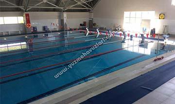 Mustafa Kemal Atatürk Yarı Olimpik Yüzme Havuzu